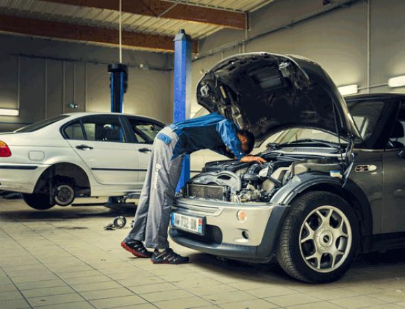 métier mécanicien maintenance automobile