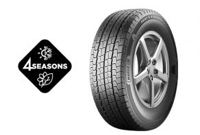 Pneus Van 4 Seasons