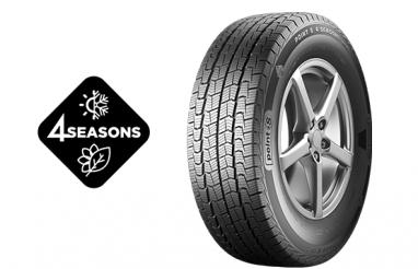 pneumatiques pneu 4 saisons van points