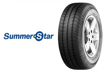 pneumatiques pneu summerstar 3 van points