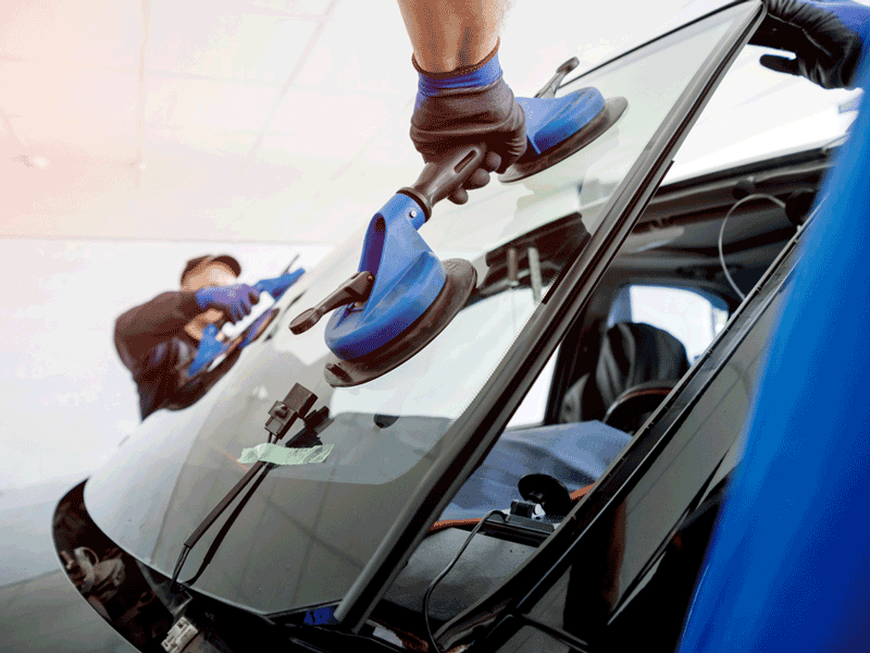 réparation vitrage voiture