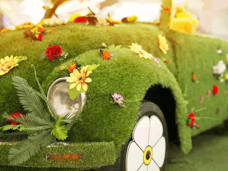 rouler vert en voiture