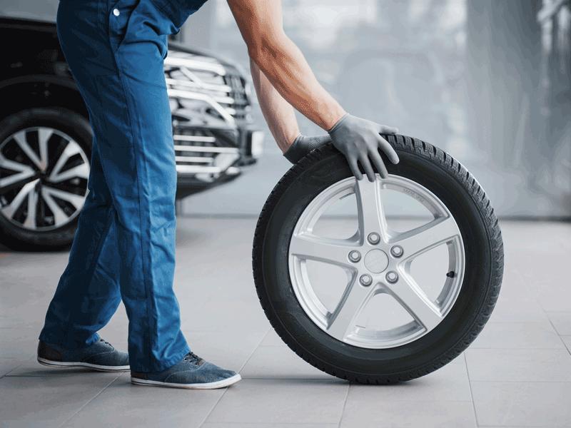 service montage pneu point s
