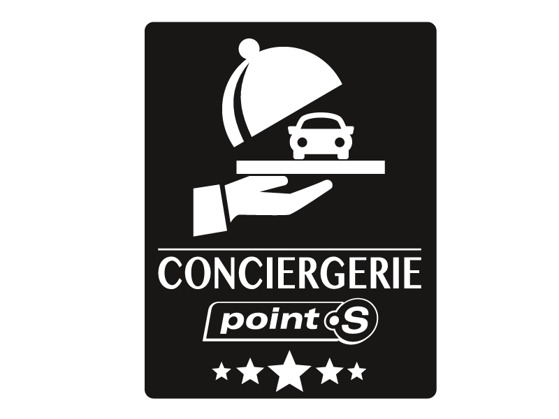 concierge véhicule point s