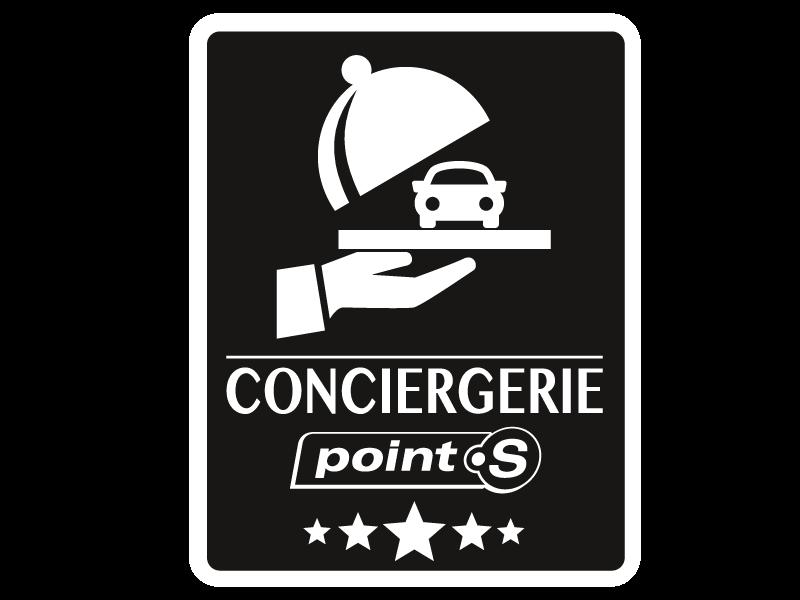 concierge véhicule point s