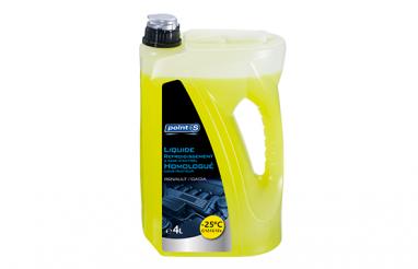 huiles et liquide technique liquide de refroidissement -25°C