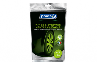 produit embellissement extérieur kit nettoyage jantes pneus
