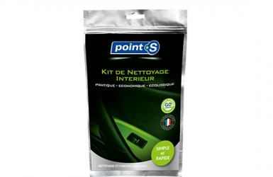 produit embellissement intérieur kit nettoyage intérieur