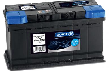 produit équipement auto batterie vl