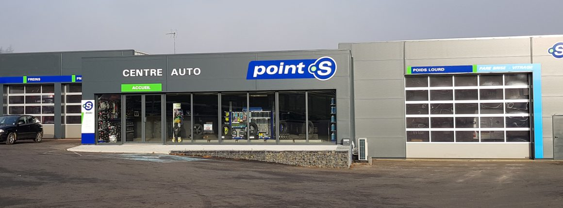 CENTRE AUTO POINT S HAGUENAU